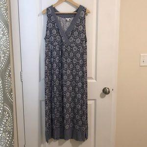 J. Jill Dresses - J.Jill Maxi Dress (large)